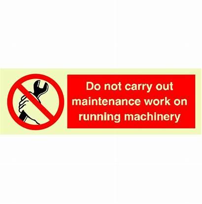Carry Maintenance Machinery Running Marine