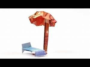 die besten 25 liegestuhl basteln ideen auf pinterest With französischer balkon mit sonnenschirm aus geldschein falten