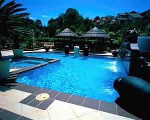 Concrete Swimming Pool