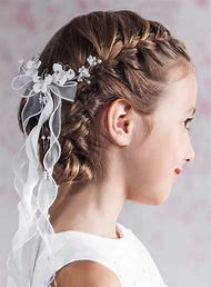 First Communion Hair Hairstyles