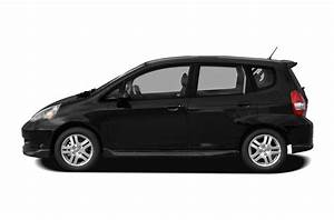 2008 Honda Fit Overview