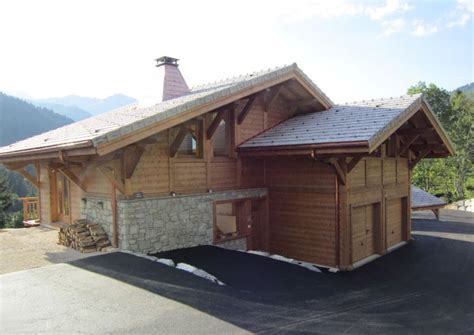 construction d un chalet r 233 alisations