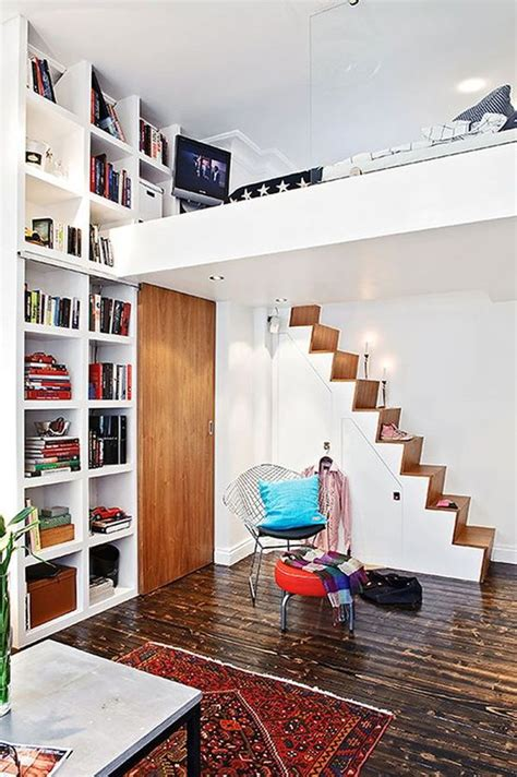 stylish beds 30 cool loft beds for small rooms