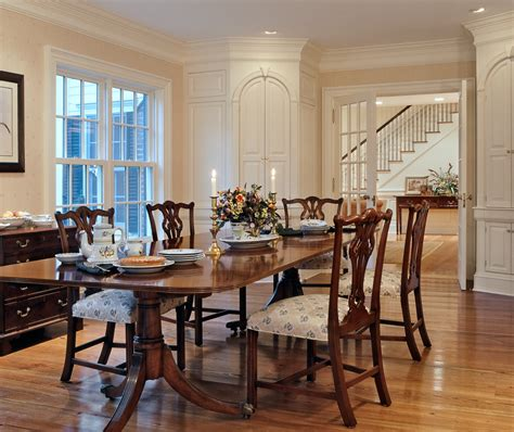 5 formal dining rooms on the drawing board