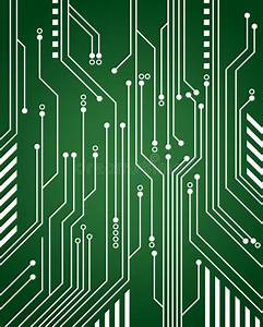Computer Circuit Background Royalty Free Stock Photos ...
