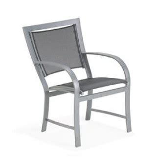 aluminum patio and pool furniture metropolitan sling small