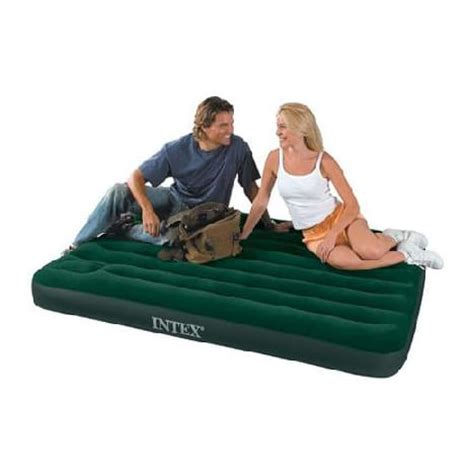 Matelas Gonflable Airbed by Matelas Gonflable 2 Personnes Airbed Intex Pas Cher 224 Prix