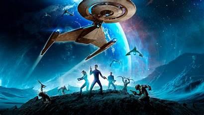 Trek Discovery Wallpapers 4k Games 5k Resolution