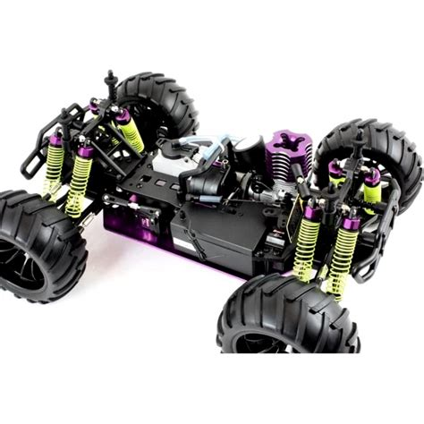 nitro rc monster trucks 1 10 nitro rc monster truck grim reaper