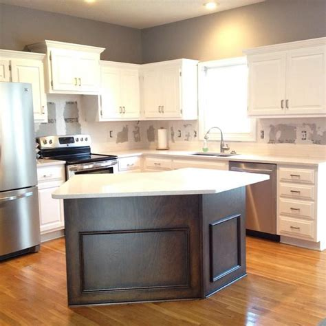 diy custom kitchen cabinets hire a professional or diy 6809