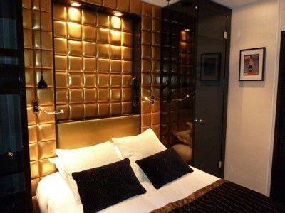 chambre noir et or deco or et noir cette chambre à coucher en or avec un