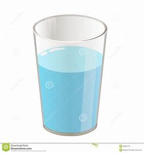 Cup Of Water Clipart - ClipartXtras