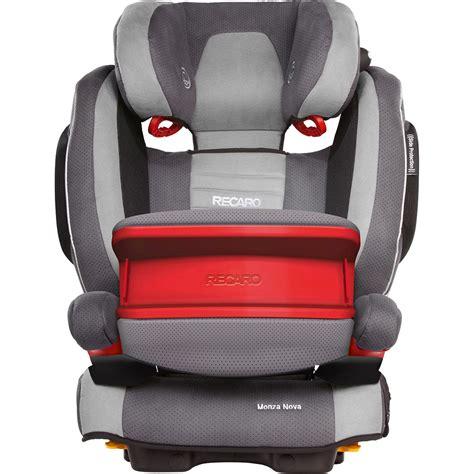 siege auto recaro 1 2 3 siège auto groupe 1 2 3 monza is seatfix avec