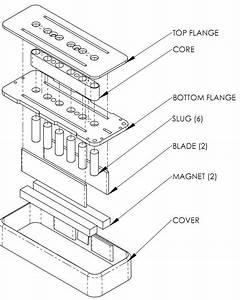 P90 Single Pickup Wiring Diagram