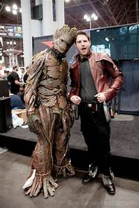 Groot & Star-Lord Photographed by Ron Gejon Photography ...