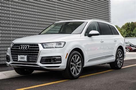 11+ Audi Q7 (2018) Wallpapers Hd