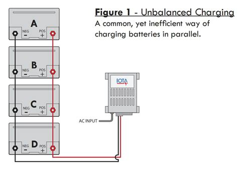 charging batteries in parallel how to charge batteries in parallel