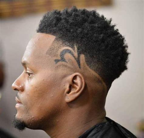 curly hairstyles  black men black guy curly haircuts