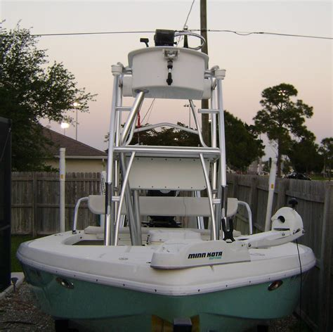 Permit Flats Boat For Sale by 2004 18 Runner Flats The Hull Boating And