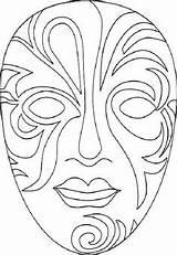 Carnaval Mascaras Desenhos Mascara Mask Desenho Colorir Africanas Printable Carnival Desenhar Infantis Faceis Masks Colorear Crafts Template African Face Coloring sketch template