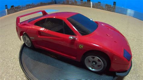 Visitez ebay pour une grande sélection de ferrari 288 gto tamiya. Tamiya QD Ferrari F40 RC Gymkhana Time Attack - YouTube