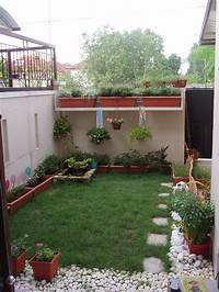 inspiring creative patio design ideas Front Garden Ideas On A Budget Simple Yard Landscaping ...