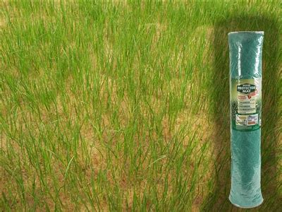 grass seed mat profile seed protector mat