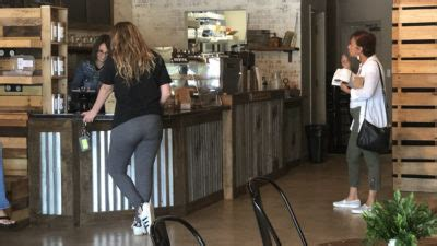 Drinking strong dark roast coffee was the sign of a seasoned, hardened palette. Battle of the Lattes: He-Brews vs. Lady and the Mug In Coral Springs - Coral Springs Talk