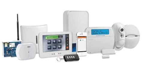 DSC Introduces New Home Automation, Security Packages for
