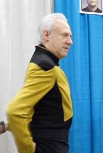 Brent Spiner's TNG Uniform Still Fits! | TREKNEWS.NET