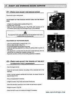 Manitou Forklift Spare Parts Catalogue  Repair Manuals