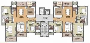 Beautiful 4 Unit Apartment Building Plans Ideas - Interior