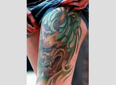 Tatouage Japonais Signification Samourai Tattooart Hd