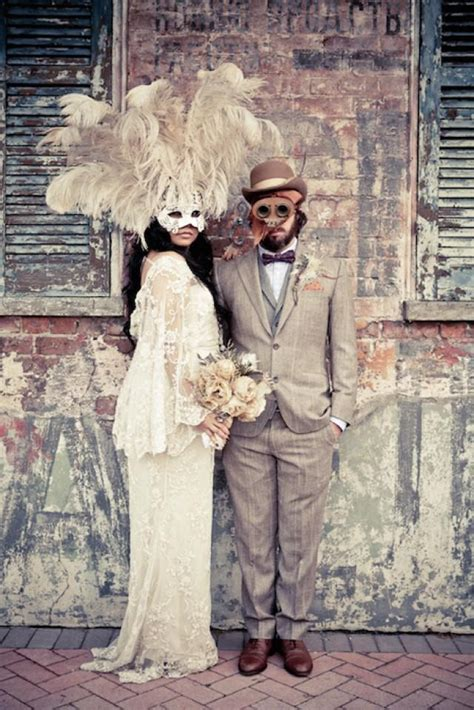 The Masquerade Ball Wedding Weddbook