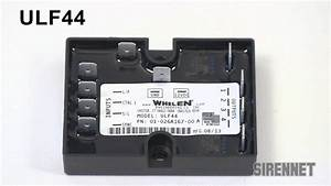 Whelen Ulf44 Four Outlet Four Channel Led Flasher