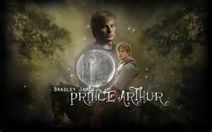 Prince Arthur Merlin BBC
