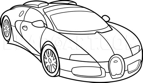 Also add some detail on the rear end with a light and exhaust. How To Draw A Bugatti Veyron, Step by Step, Drawing Guide, by Dawn   dragoart.com