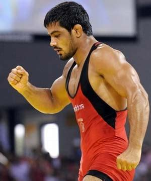 gold  india commonwealth games delhi sushil kumar