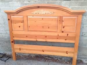 broyhill fontana bedroom set pine ebay