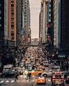 42nd Street, Manhattan. Photo via @joethommas #viewingnyc ...