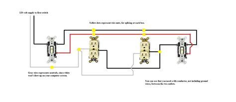 split receptacle wiring diagram get free image about