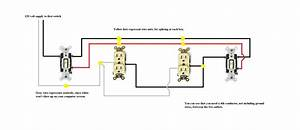 Can I Wire Two Three Way Switches To Control 2 Duplex