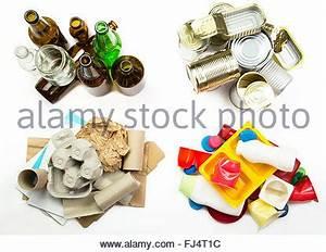 Papier Auf Glas Kleben : kunststoff glas metall und papier recycling beh lter isoliert auf wei em hintergrund stockfoto ~ Watch28wear.com Haus und Dekorationen