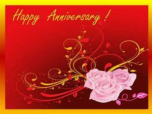 a beautiful wedding anniversary card free happy With ecards for wedding anniversary wishes