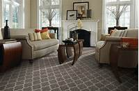 trending living room wood flooring Residential Carpet Trends - Traditional - Living Room ...