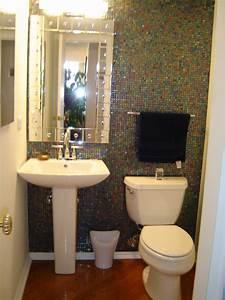 Litwin Powder Room, Remodel, Denver, CO Schuster Design