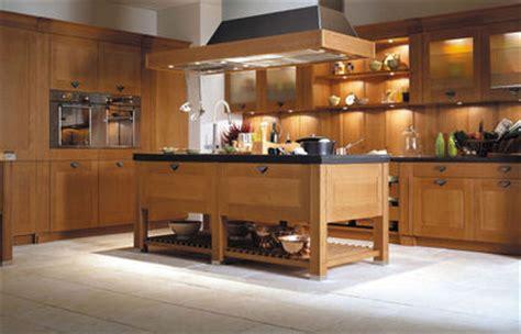 modele cuisine bois le bois chez vous