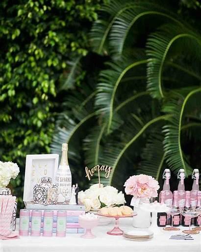 Bridal Shower Dessert Bar Elements Table Showers