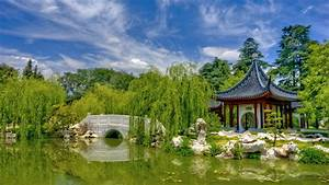 Chinese Garden Wallpapers