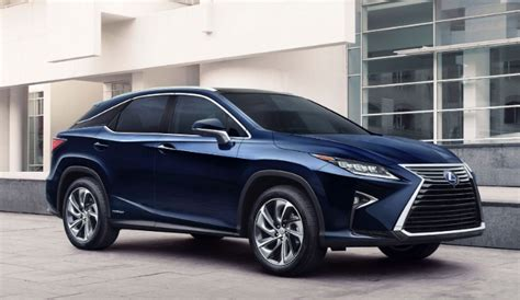 Lexus Jeep 2020 by 2020 Lexus Rx 450h Redesign Release Date Price 2019